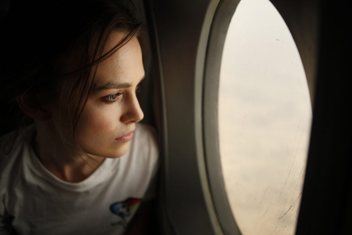Crossing the Sahel - Keira Knightley's visit to Chad for UNICEF