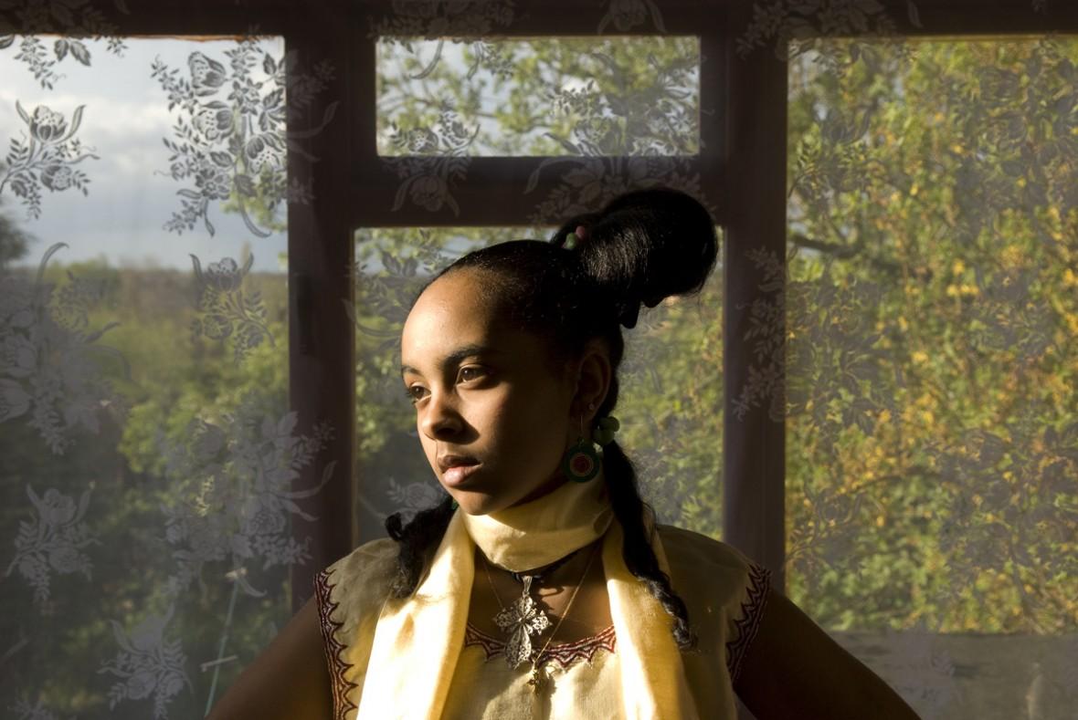 Elsabet from Ethiopia, in London, UK