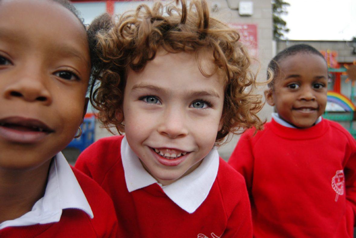 Caroline Irby - Children