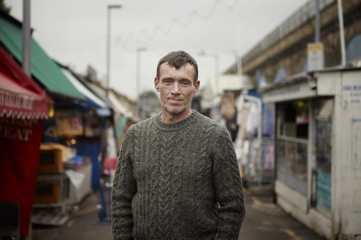 Thomas McCarthy, storyteller