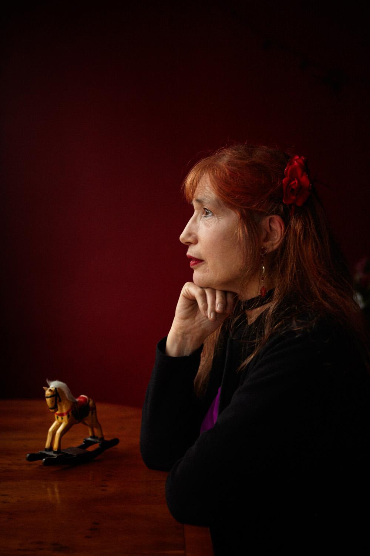 Moni Sheehan, storyteller