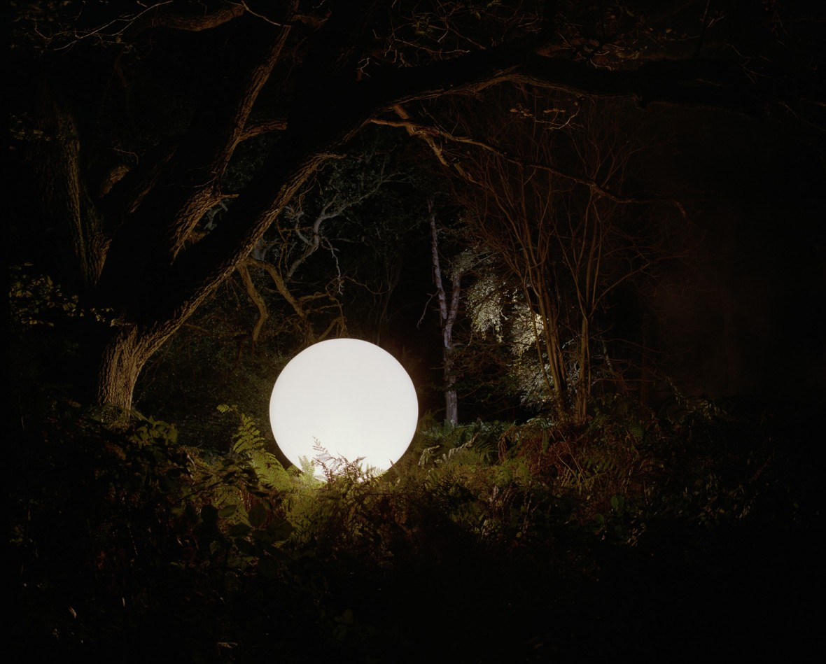 The moon series is a collaboration with my husband Tom Cotton, who used to direct music videos, now works in mental health, has a great eye and grew up in the forest where we made these images.  This is the start of something.
