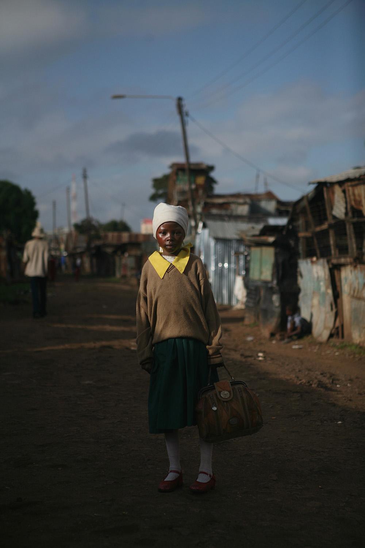 Beatrice, Korogocho, Kenya